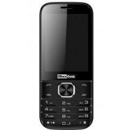 Mobilní telefon MaxCom MM237, Dual SIM, černý