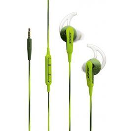 Bose Soundsport IE headset for Apple green