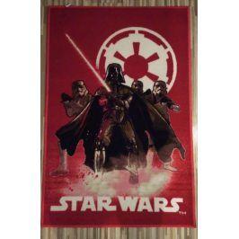 Van Dillen Kobereček Star Wars Darth Vader 014 červený