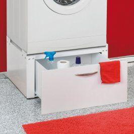 ABC Solid Skříňka pod pračku se šuplíkem 61x52x33cm bílá