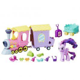 Hasbro My Little Pony vlak Friendship Express