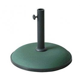 Idea Europe Betonový stojan pro slunečník 15 kg - zelený