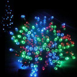 Vánoční osvětlení Cortina světelný řetěz 200LED 9,9 m barevný