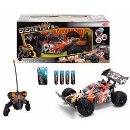 Dickie Toys Terénní auto na dálkové ovládání Dickie RC Silver Fox