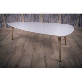 Konferenční stolek Krismar Eclipse 005 bílý