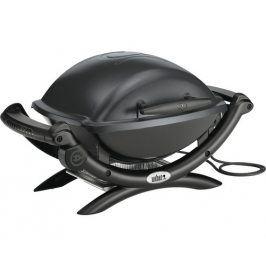 Elektrický gril Weber Q 1400 Barva: Tmavě šedý