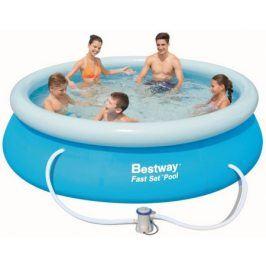 Bazén Bestway Fast Set 3,05 x 0,76 m 57270 s kartušovou filtrací