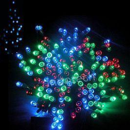 Vánoční osvětlení Cortina světelný řetěz 300LED 14,9 m barevný