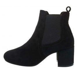 Dámské podzimní kotníkové boty