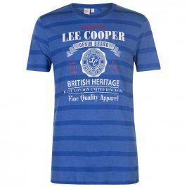 Pánské stylové tričko Lee Cooper