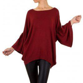 Dámský volný svetr