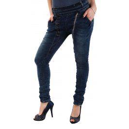 Dámské stylové jeansové kalhoty Place de Jour