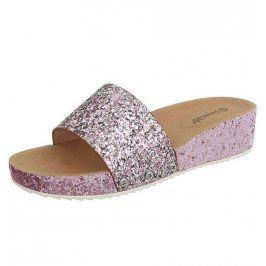 Dámské módní pantofle Damen