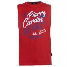 Pánské tričko bez rukávu Pierre Cardin