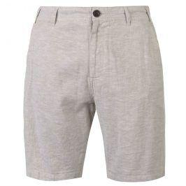 Pánské lněné šortky Pierre Cardin