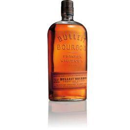 Bulleit Bourbone frontier whiskey