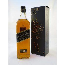 Johnnie Walker Black label 12let 1l