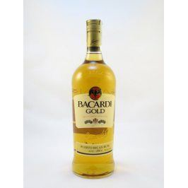Bacardi oro 1l