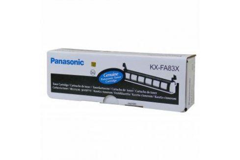 Panasonic KX-FA83X - originál Originální tonery pro laserové tiskárny Panasonic