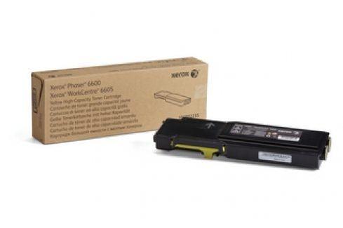 Xerox 106R02235 - originál Originální tonery pro laserové tiskárny Xerox WorkCentre 6605