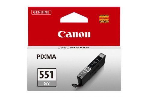 Canon CLI-551GY - originál Originální náplně pro inkoustové tiskárny Canon