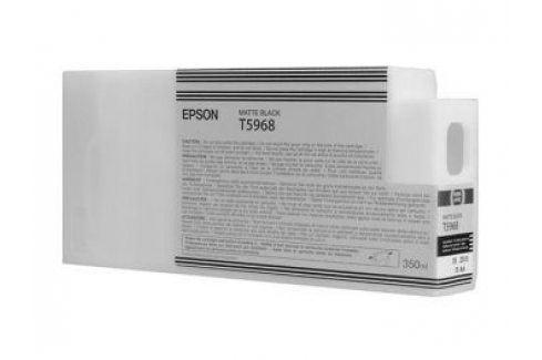 Epson T5968, Matte Black, C13T596800 - originál  T5969