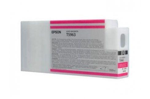 Epson T5963, Vivid Magenta, C13T596300 - originál T5969