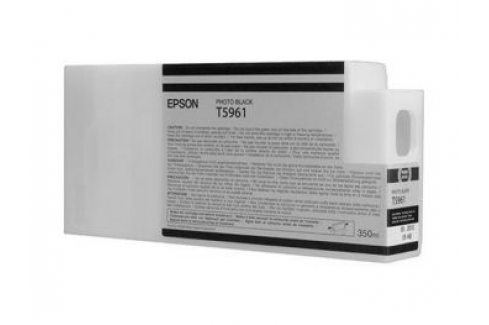 Epson T5961, Photo Black, C13T596100 - originál T5969