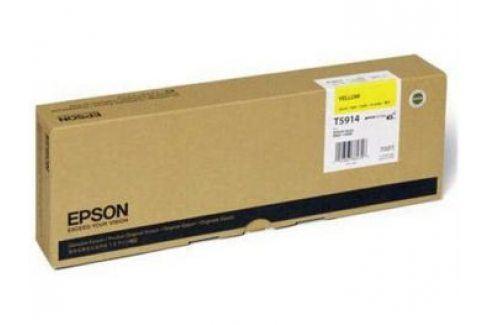 Epson T5914, Yellow, C13T591400 - originál T5919