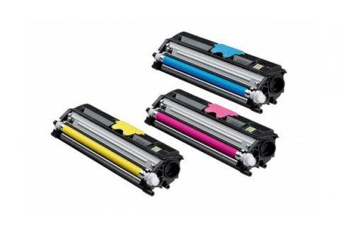 Tonery Konica Minolta MC1650 EN, A0V30NH - kompatibilní Kompatibilní tonery pro laserové tiskárny Konica Minolta MagiColor 1650 EN
