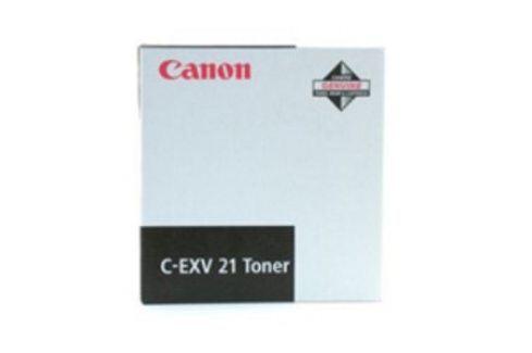Canon C-EXV 21, Black - originál Originální tonery pro laserové tiskárny Canon