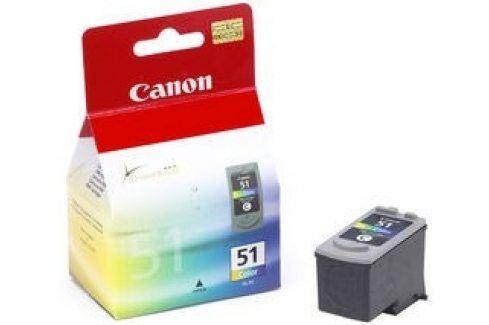 Canon CL-51 - originál Originální náplně pro inkoustové tiskárny Canon