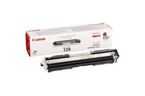 Canon CRG-729 BK - originál Originální tonery pro laserové tiskárny Canon