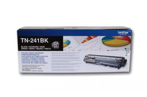 Brother TN-241Bk - originál Originální tonery pro laserové tiskárny Brother