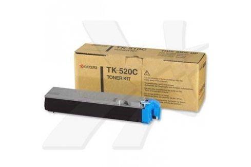 Kyocera TK-520C - originál Originální tonery pro laserové tiskárny Kyocera