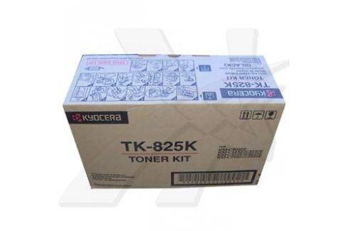 Kyocera TK-825K - originál Originální tonery pro laserové tiskárny Kyocera