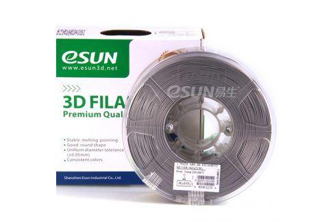 Tisková struna Esun3d CZ, ABS, 3 mm, Stříbrná, 1kg /role, (ABS3SR1) 3D Tiskové struny ABS
