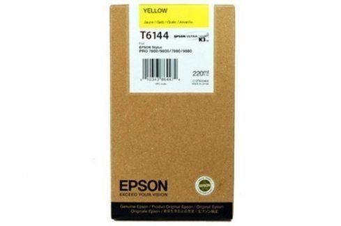 Epson T6144, Yellow, C13T614400 - originál T6148