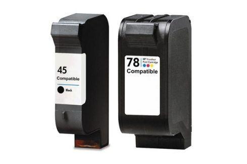 HP SA308AE - kompatibilní Náplně do tiskárny HP DeskJet 950 C