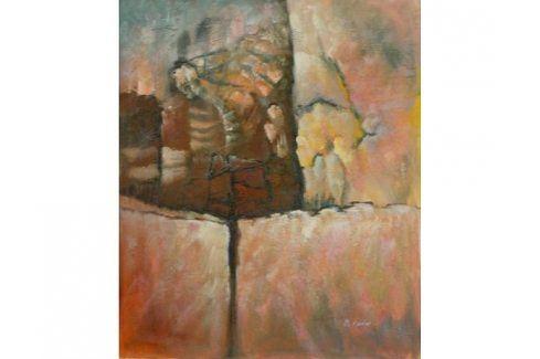Obraz - Cihlová zeď Obrazy