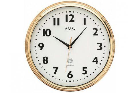 Nástěnné hodiny 5963 AMS řízené rádiovým signálem 32cm Hodiny