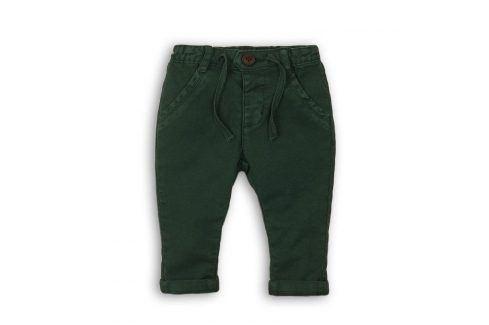 Kalhoty chlapecké zelená 86/92 Kojenecké kalhoty a šortky