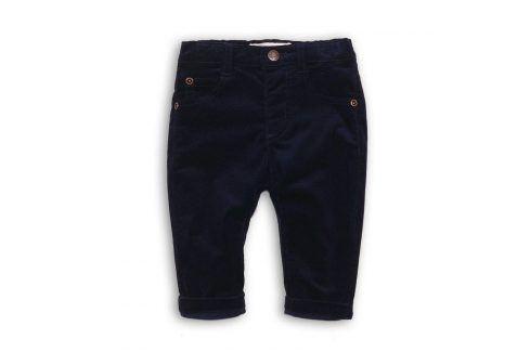 Kalhoty chlapecké černá 86/92 Kojenecké kalhoty a šortky