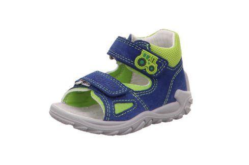 chlapecké sandálky FLOW zelená 26 Dětská obuv
