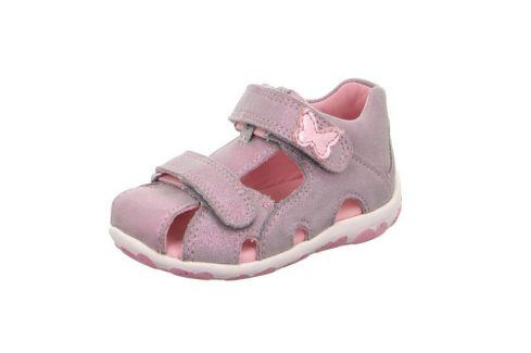 dívčí sandály FANNI růžová 24 Dětská obuv