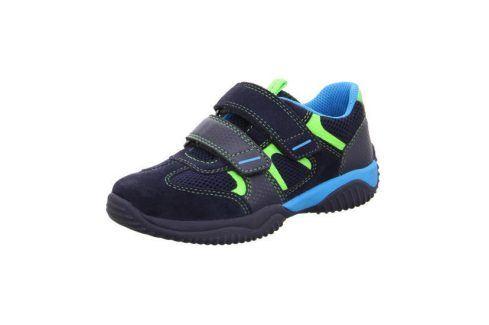dětské polobotky STORM modrá 29 Dětská obuv