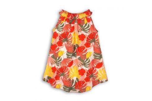 Šaty dívčí bavlněné holka 110/116 Šaty, sukně