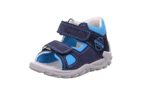 chlapecké sandály FLOW modrá 22 Dětská obuv