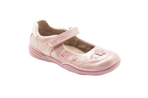 baleríny dívčí růžová 32 Dětská obuv