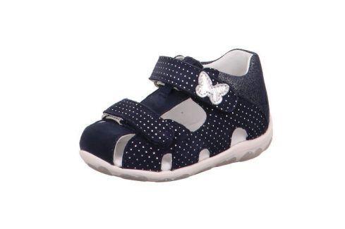 dívčí sandály FANNI modrá 22 Dětská obuv